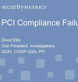 PCI Compliance Failures