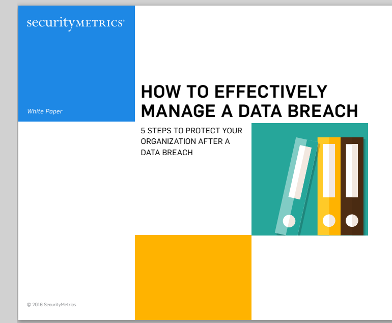 How to Manage a Daga Breach